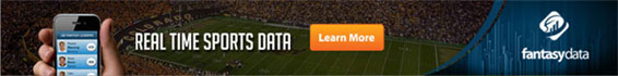 Real Time NFL Data API | FantasyData