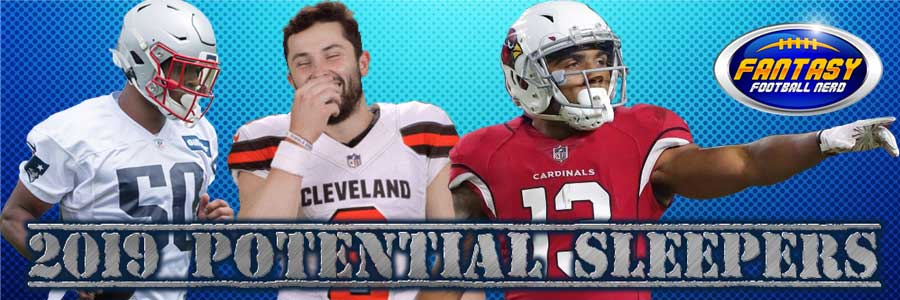 8 Potential Fantasy Football Sleepers for 2019