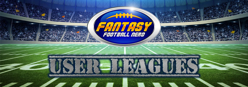 Fantasy Football User Leagues