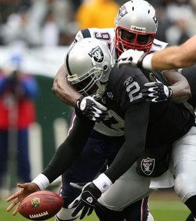JaMarcus Russell - the worst QB in the NFL