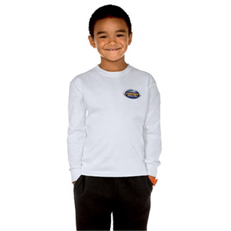 FFN Long Sleeve Kids T Shirt