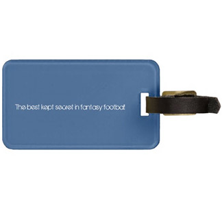 FFN Luggage Tag
